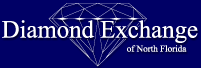 Logo, Diamond Exchange of North Florida - Diamonds for Sale